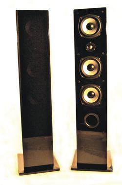 Tower Speaker T 631 Epicure Loudspeakers
